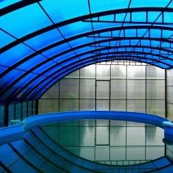 Укрытия для бассейнов